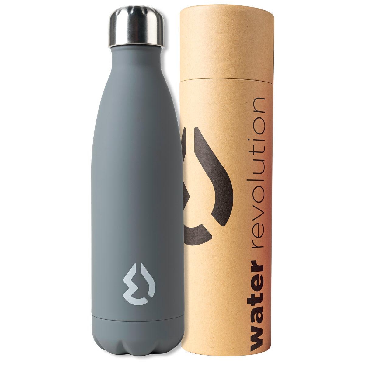 Botella Gris Water Revolution 500ml 8435607600179