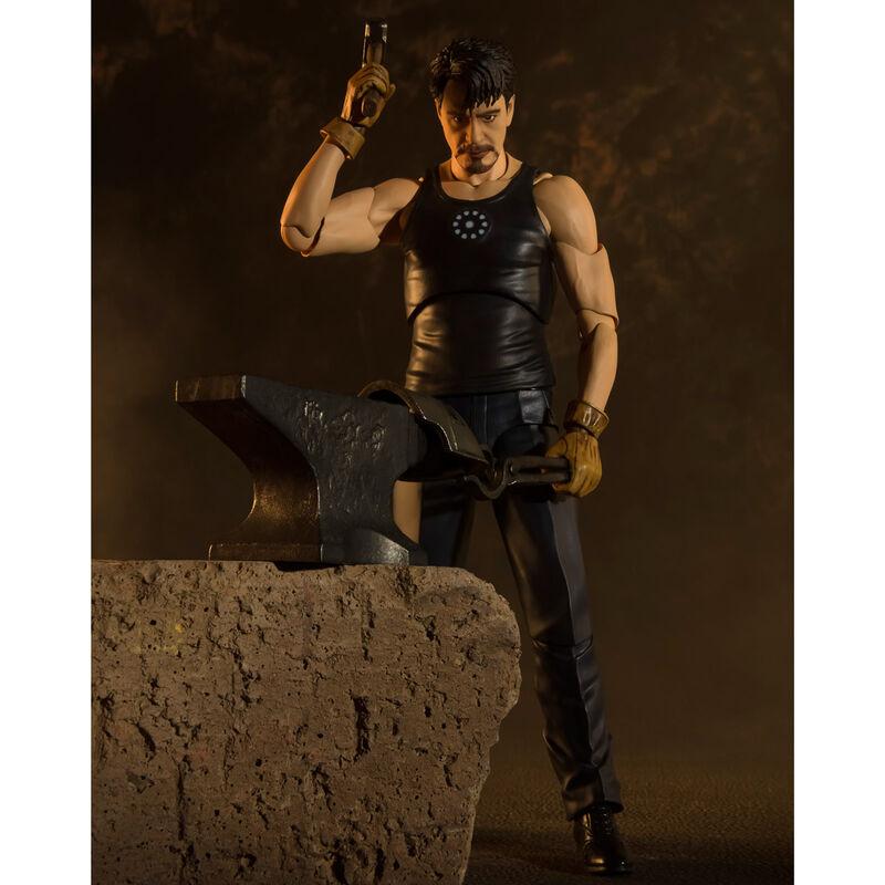 Figura articulada Tony Stark Birth of Iron Man 15cm