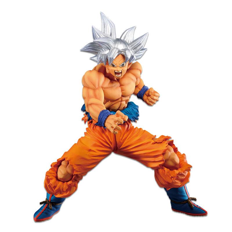 Figura Ichibansho Son Goku Ultra Instinct vs Omnibus Dragon Ball Z 20cm 4983164168563
