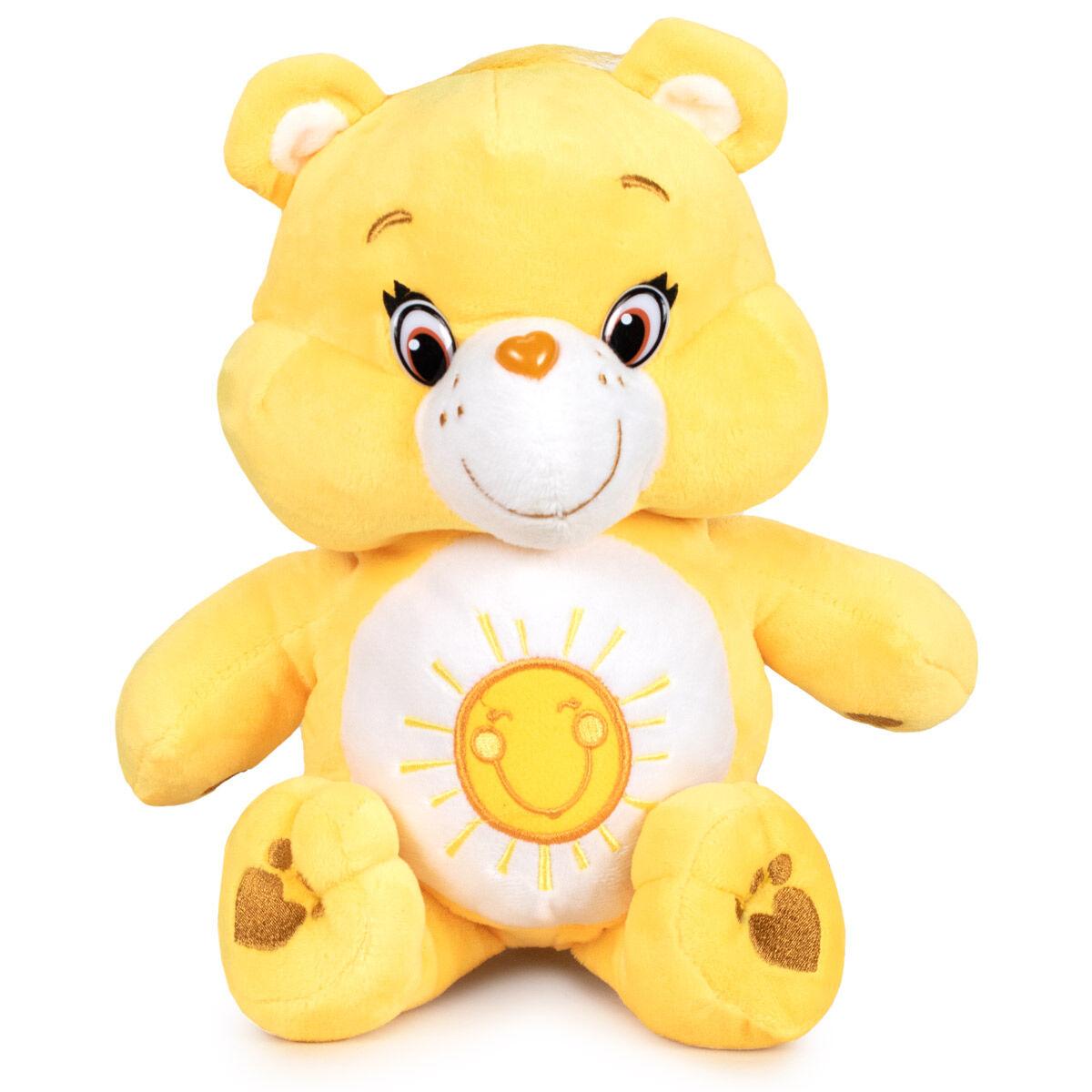 Message Recorder Stuffed Animals, Care Bears Funshine Bear Plush Toy 30cm