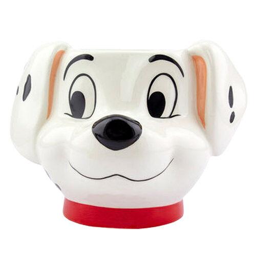 Taza 3D 101 Dalmatas Disney 5055964739812