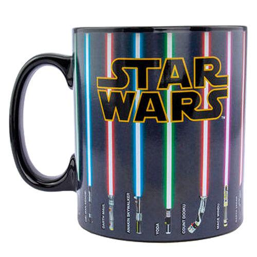 Taza termica Espadas Laser Star Wars XL 5055964742430