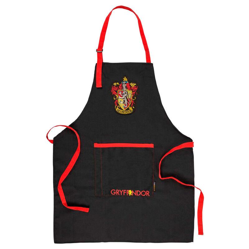 Delantal Cocina Gryffindor Harry Potter