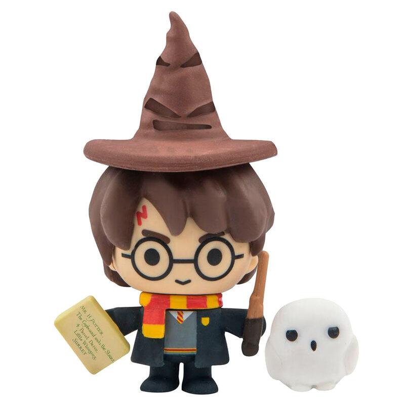 Figura goma borrar Harry Potter 4895205604827