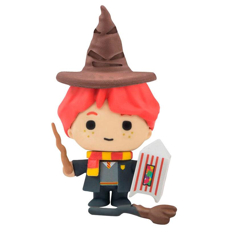 Figura goma borrar Ron Weasley Harry Potter 4895205604841