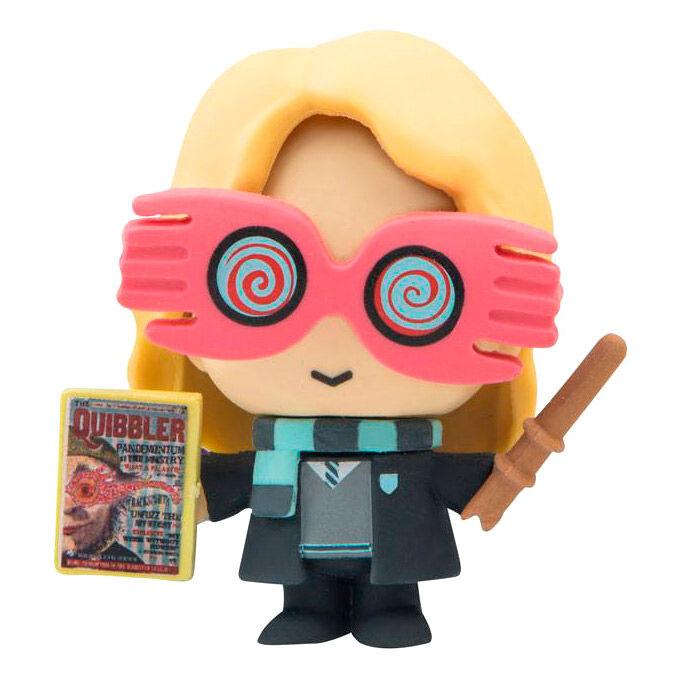 Figura goma borrar Luna Lovegood Harry Potter 4895205604902