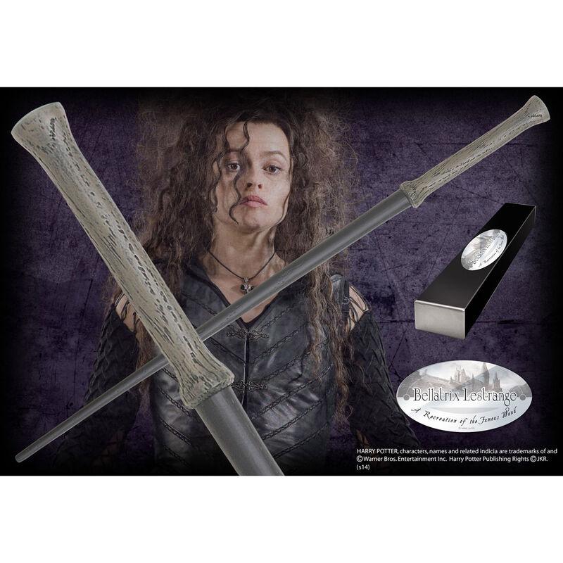 Varita Bellatrix Lestrange Harry Potter