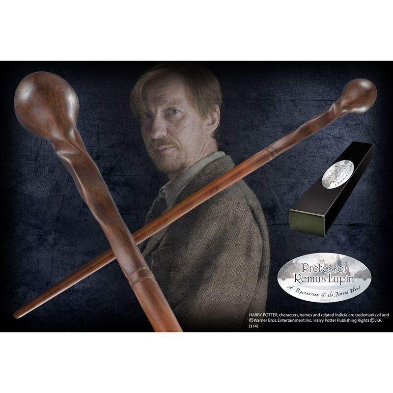 Varita Remus Lupin Harry Potter