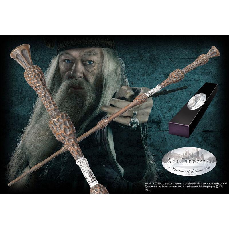 Varita Albus Dumbledore Harry Potter