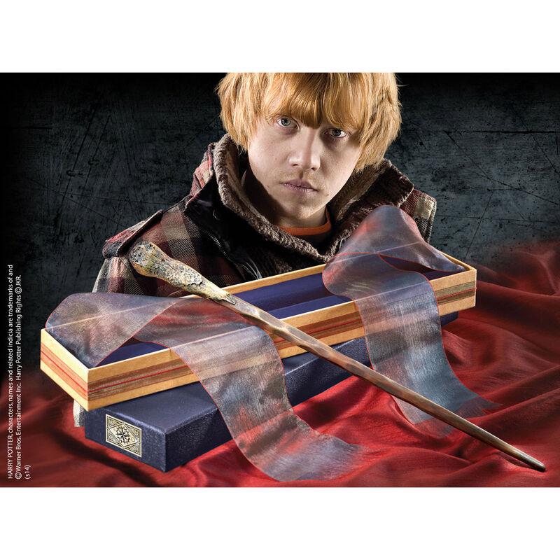 Varita Ron Weasley Harry Potter