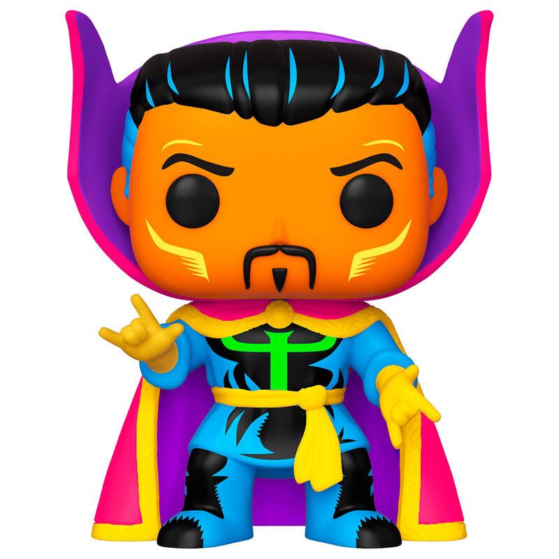 Funko POP o Figura POP Marvel Black Light Dr. Strange (2)