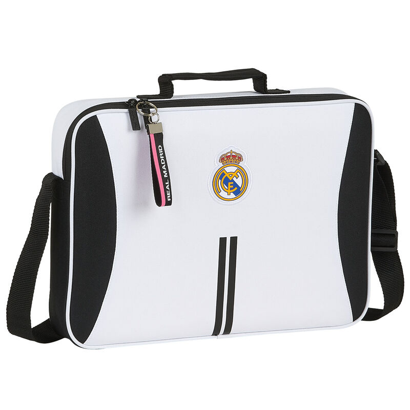 Cartera Real Madrid extraescolares 8412688391202