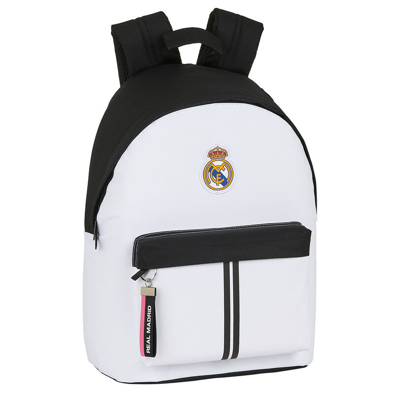 Mochila portatil Real Madrid 41cm 8412688391264