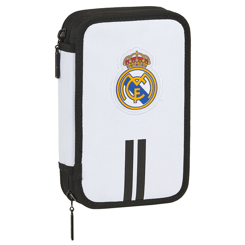 Plumier Real Madrid doble 28pzs 8412688391035