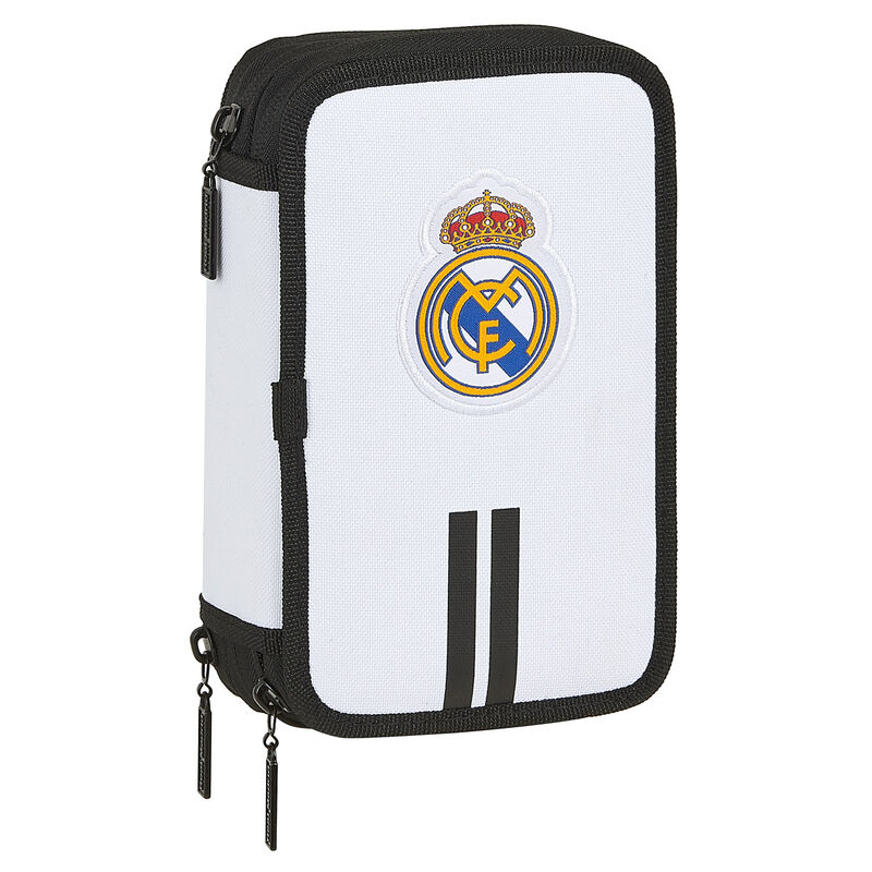 Plumier Real Madrid triple 36pzs 8412688391059