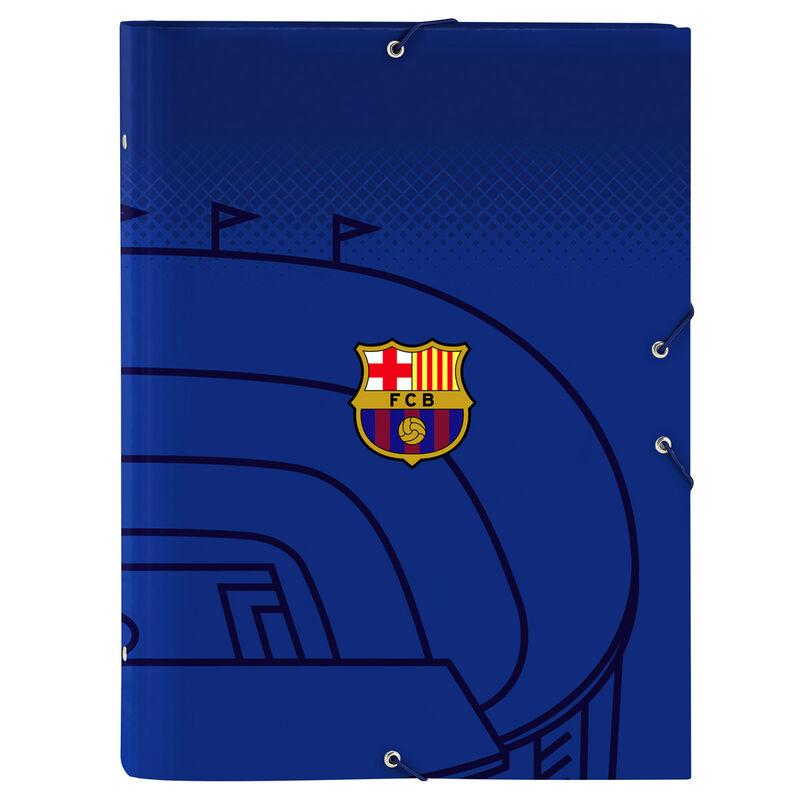 Carpeta A 4 F.C. Barcelona 8412688387229