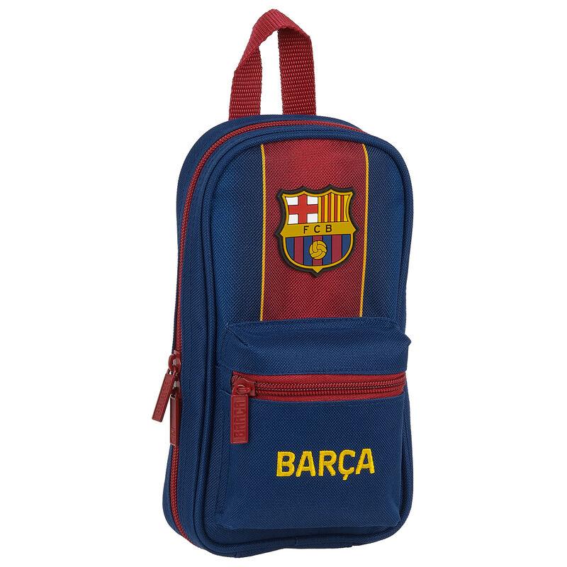 Mochila 4 portatodos vacios F.C. Barcelona 8412688387175