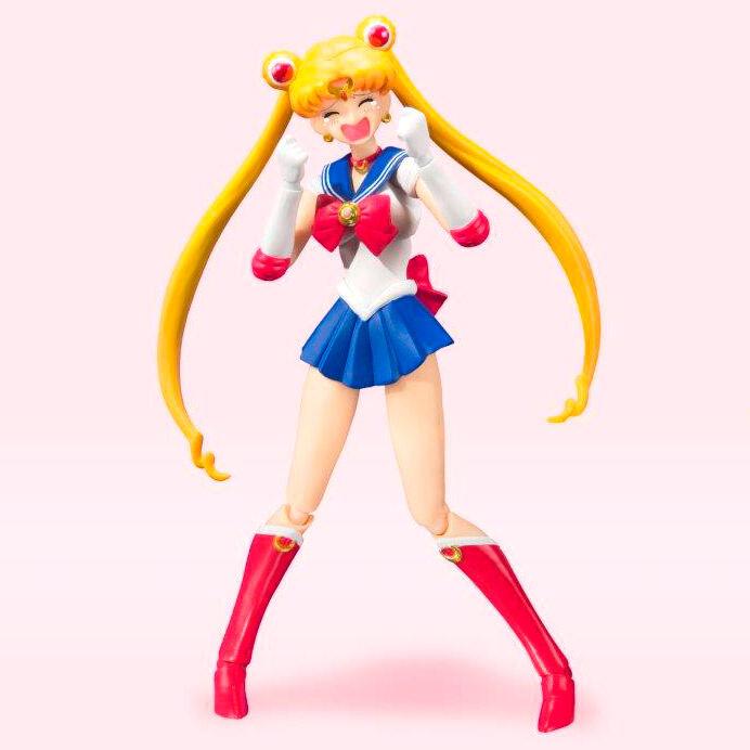 Figura Sailor Moon Animation Color Edition Sailor Moon 14cm