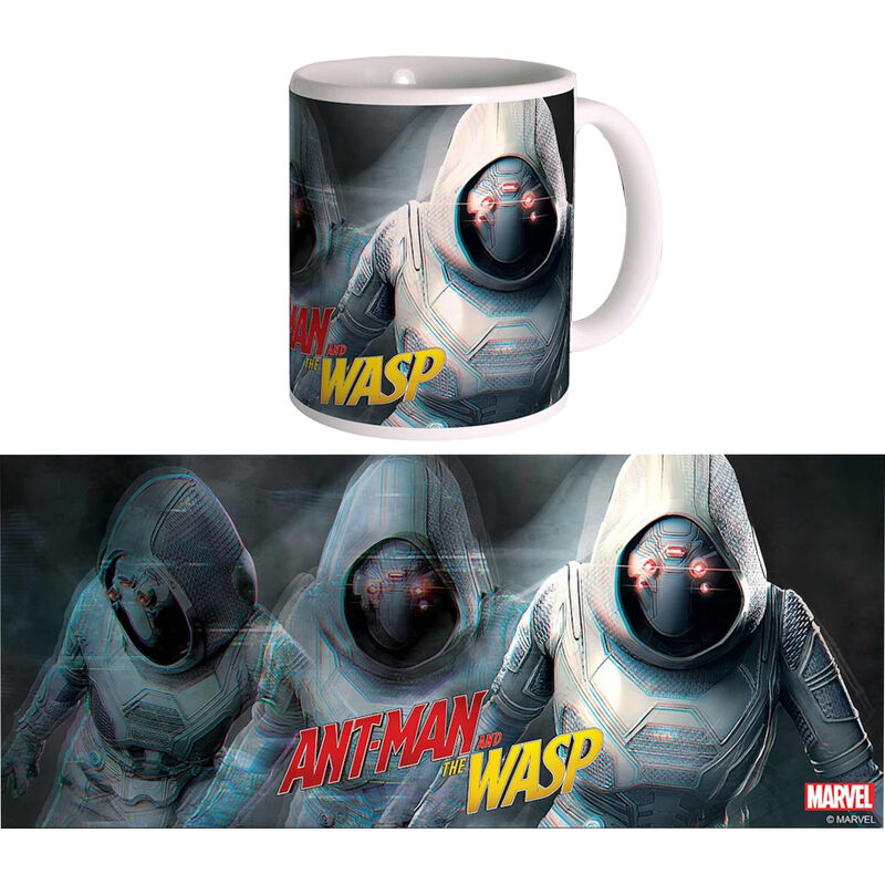 Taza Ghost Ant-Man and The Wasp Marvel
