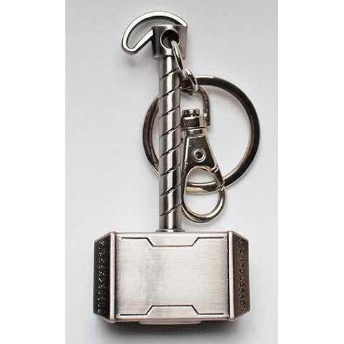 Llavero metal Martillo Thor Marvel 3760226373476
