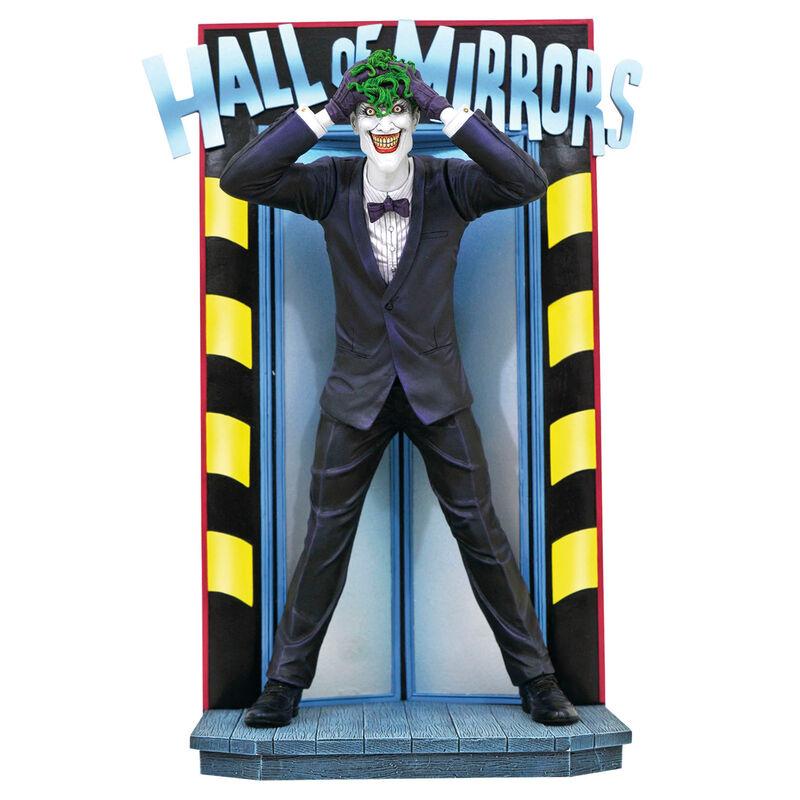 Estatua diorama Joker The Killing Joke DC Comics 25cm 699788833445