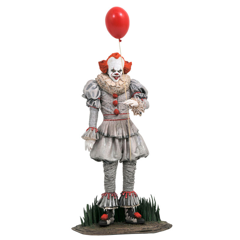 Estatua diorama Pennywise It Chapter Two 25cm 699788836040