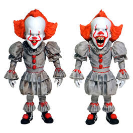 Pack 2 figuras D-Formz Pennywise Stephen Kings It 5cm