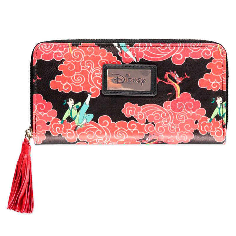 Cartera Mulan Disney