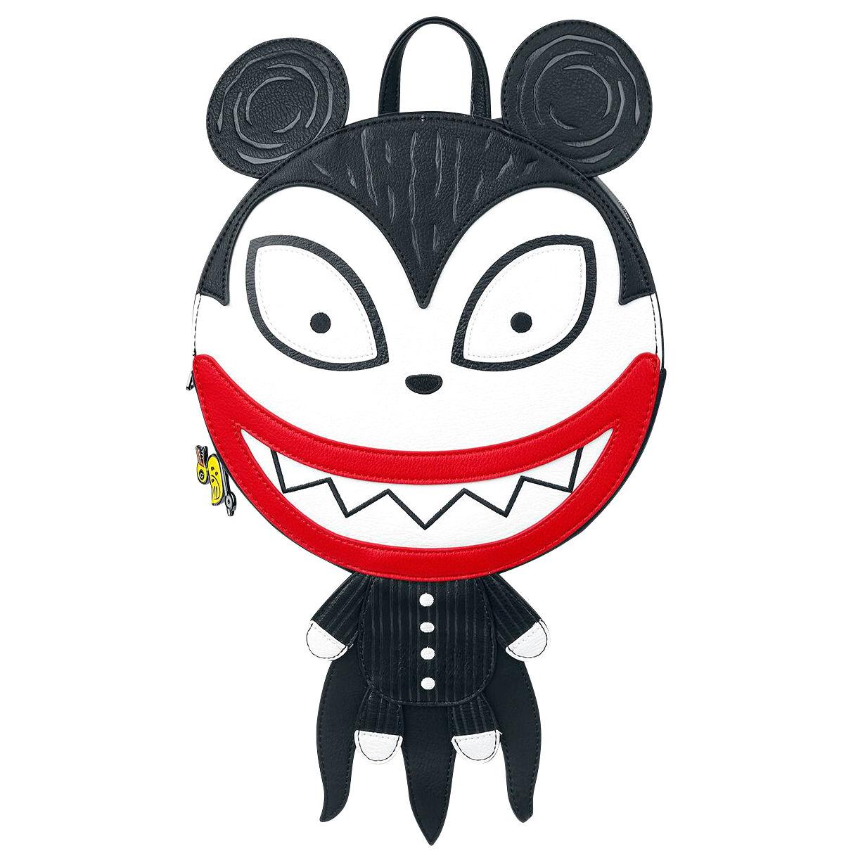Mochila Vampire Teddy Nightmare Before Christmas Disney 44cm 671803297975