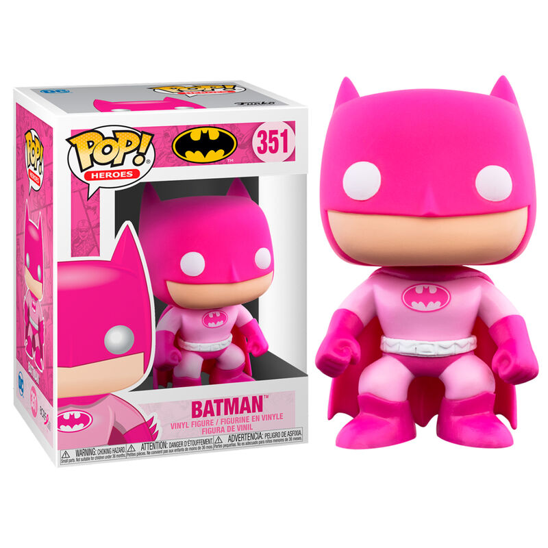 Funko POP o Figura POP Breast Cancer Awareness Batman