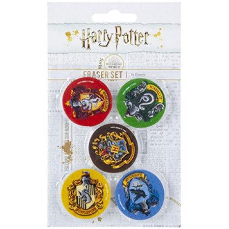 Blister borradores Harry Potter 5051265731050