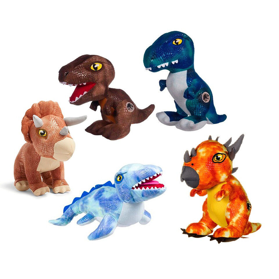 Aurora Monkey Stuffed Animal, Jurassic World Dinosaur Assorted Plush Toy 22cm Ociostock Wholesaler Distributor