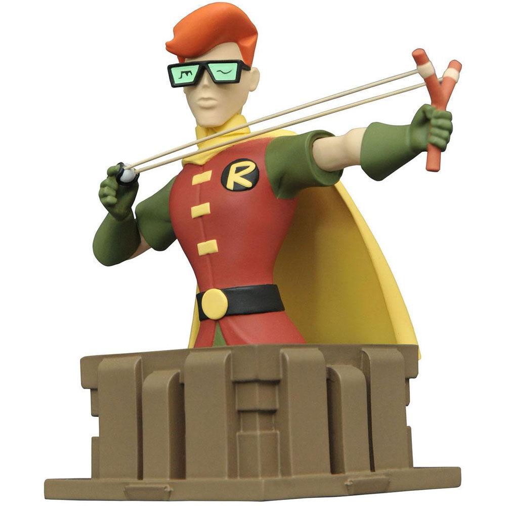 Busto resina Batman Dark Knight Robin DC Comics