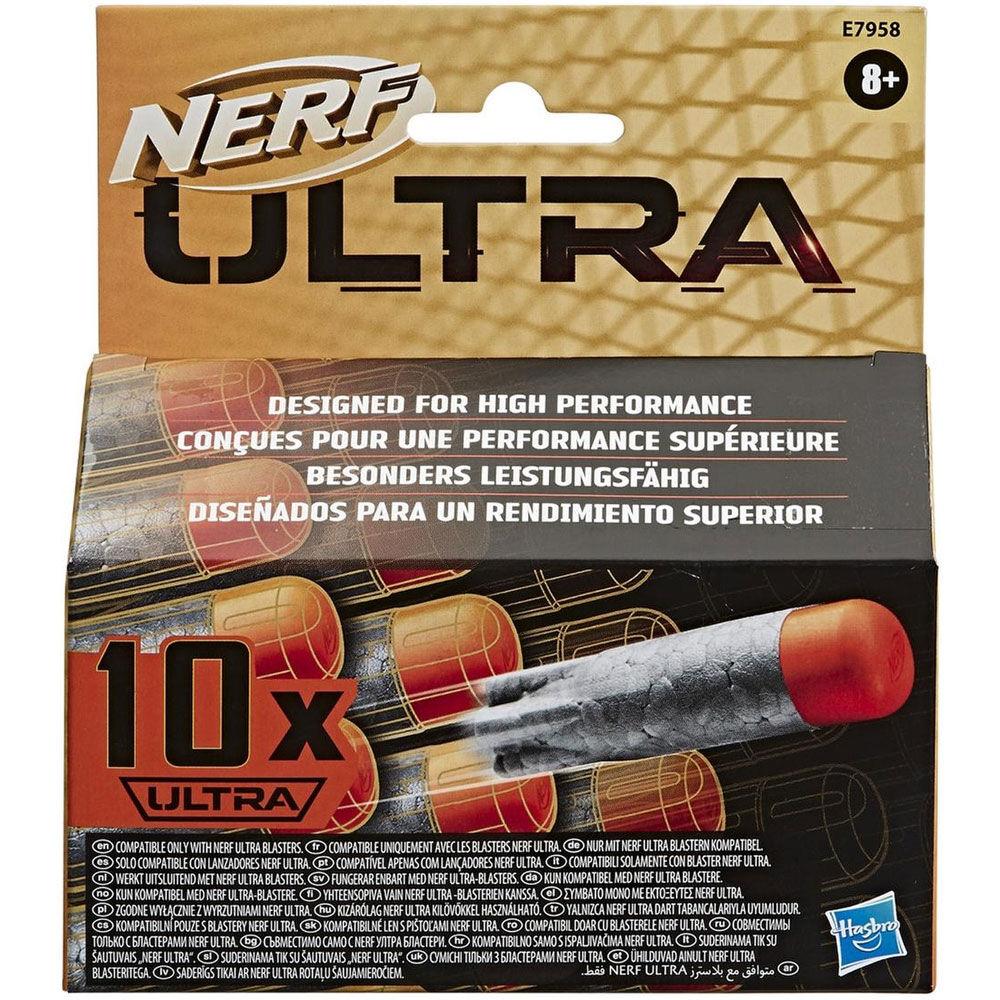 Recarga 10 dardos Nerf Ultra 5010993733941