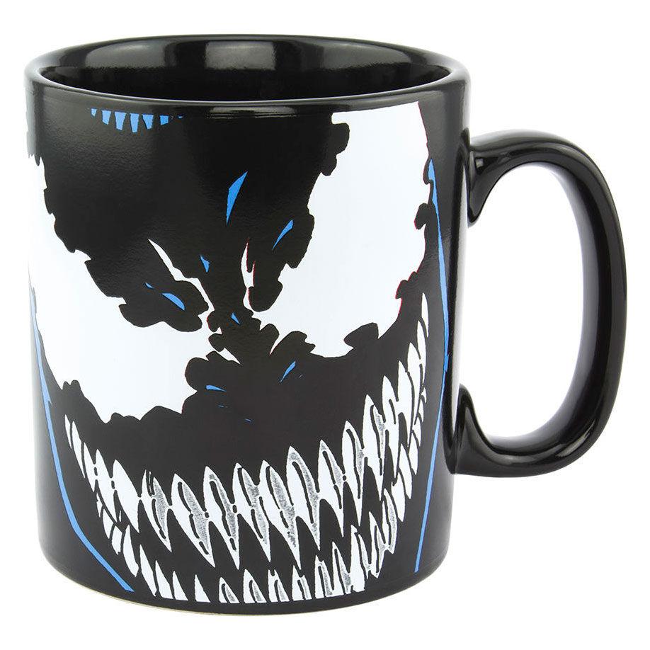 Taza termica Venom Marvel