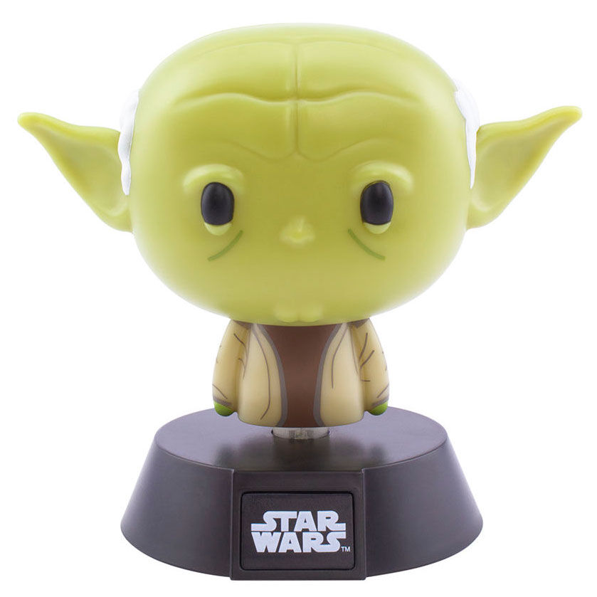 Lampara Icon Yoda Star Wars