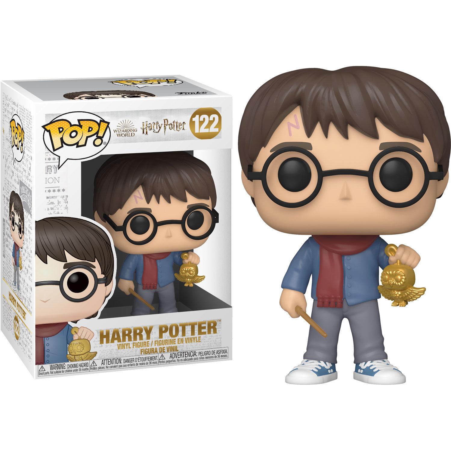 PRE-PEDIDO Funko POP o Figura POP Harry Potter Holiday Harry Potter