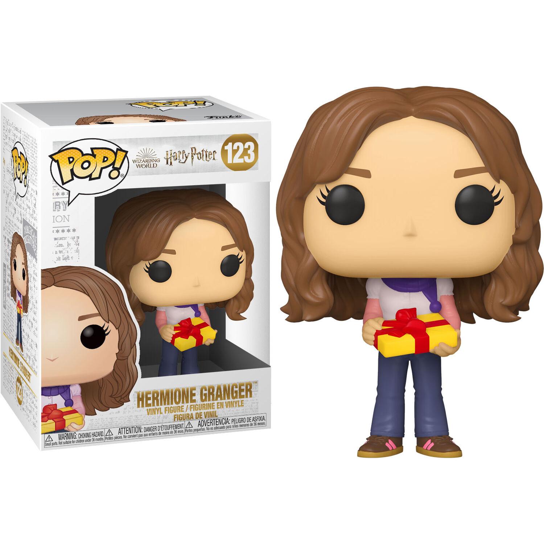 Pre-Pedido Funko POP o Figura POP Harry Potter Holiday Hermione Granger