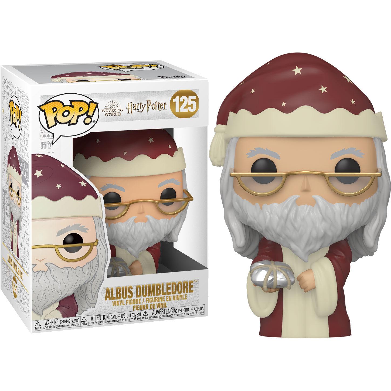 Pre-pedido Funko POP o Figura POP Harry Potter Holiday Albus Dumbledore