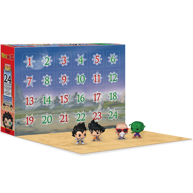 Calendario Adviento Dragon Ball Z Funko POP (2)