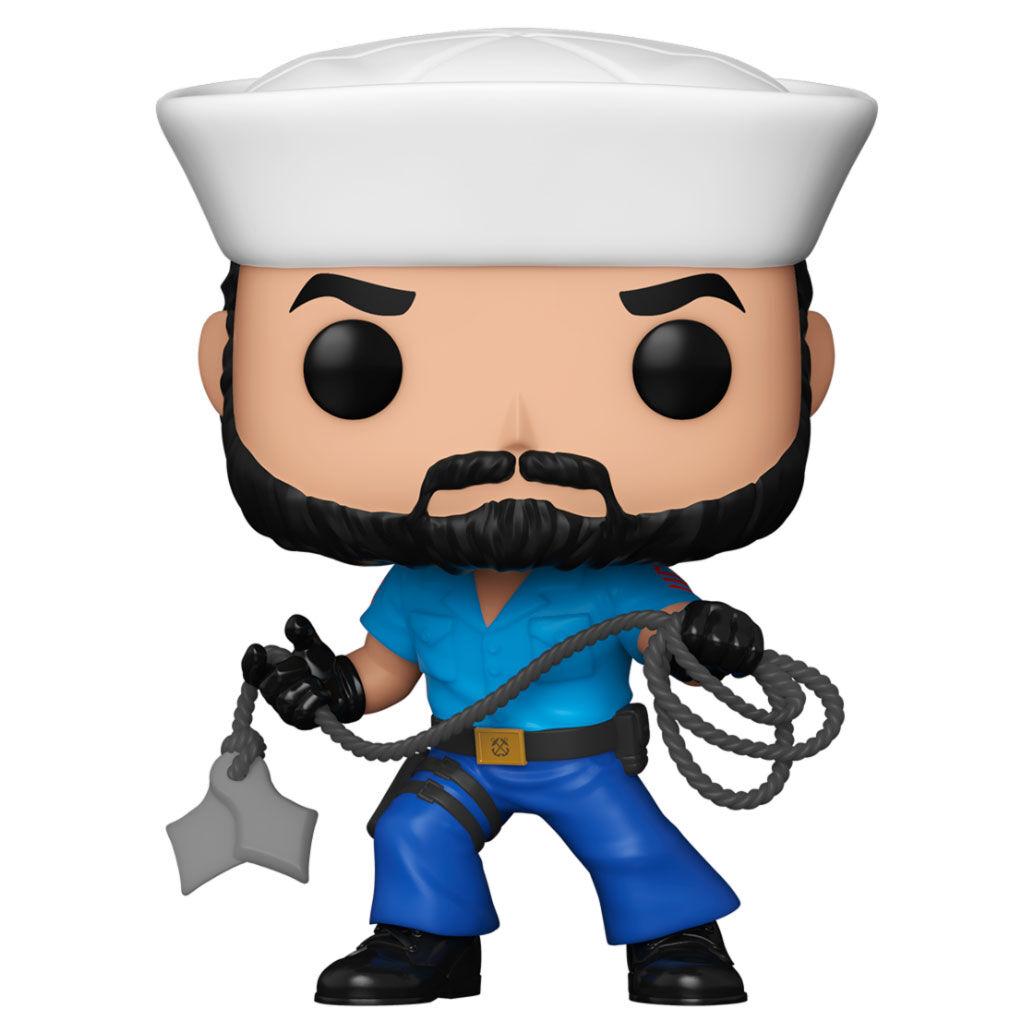 Figura POP GI Joe Shipwreck 889698509091