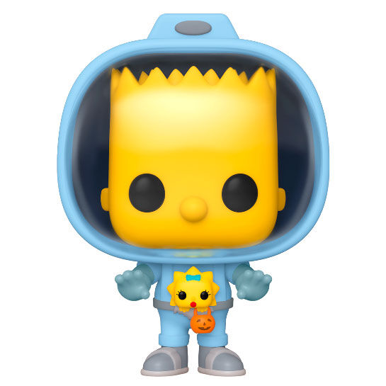 Funko POP o Figura POP The Simpsons Spaceman Bart