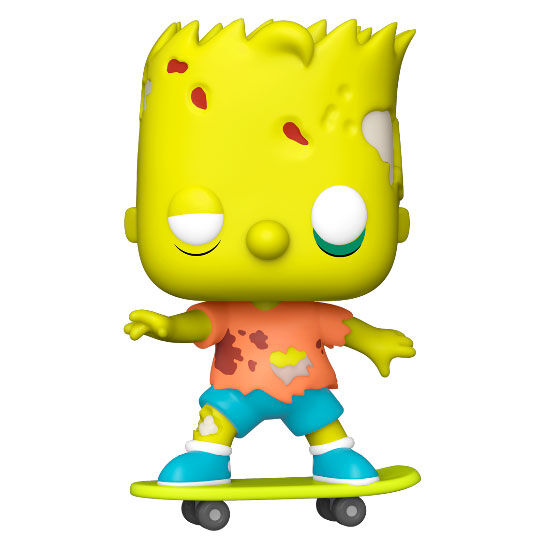 Funko POP o Figura POP The Simpsons Zombie Bart