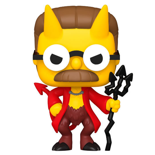 Funko POP o Figura POP The Simpsons Flanders Demonio