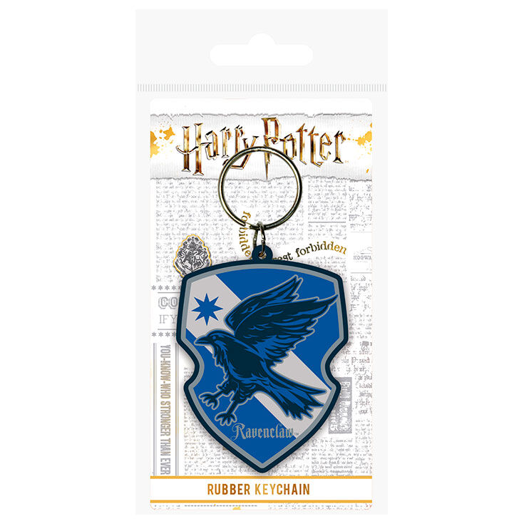 Llavero rubber Ravenclaw Harry Potter 5050293386959