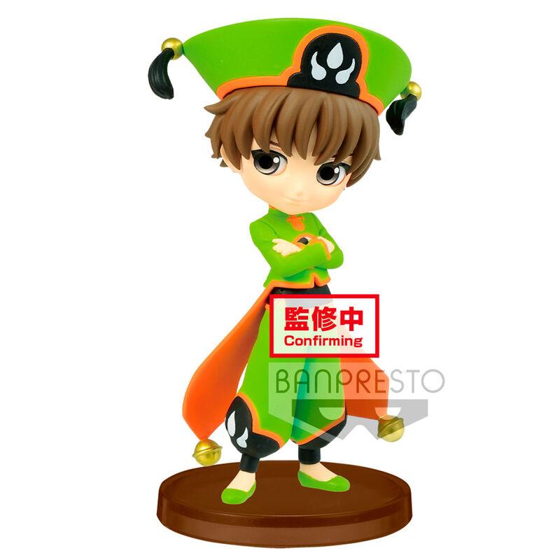 Figura Syaoran Li Cardcaptor Sakura Clear Card Q Posket 7cm 4983164169478