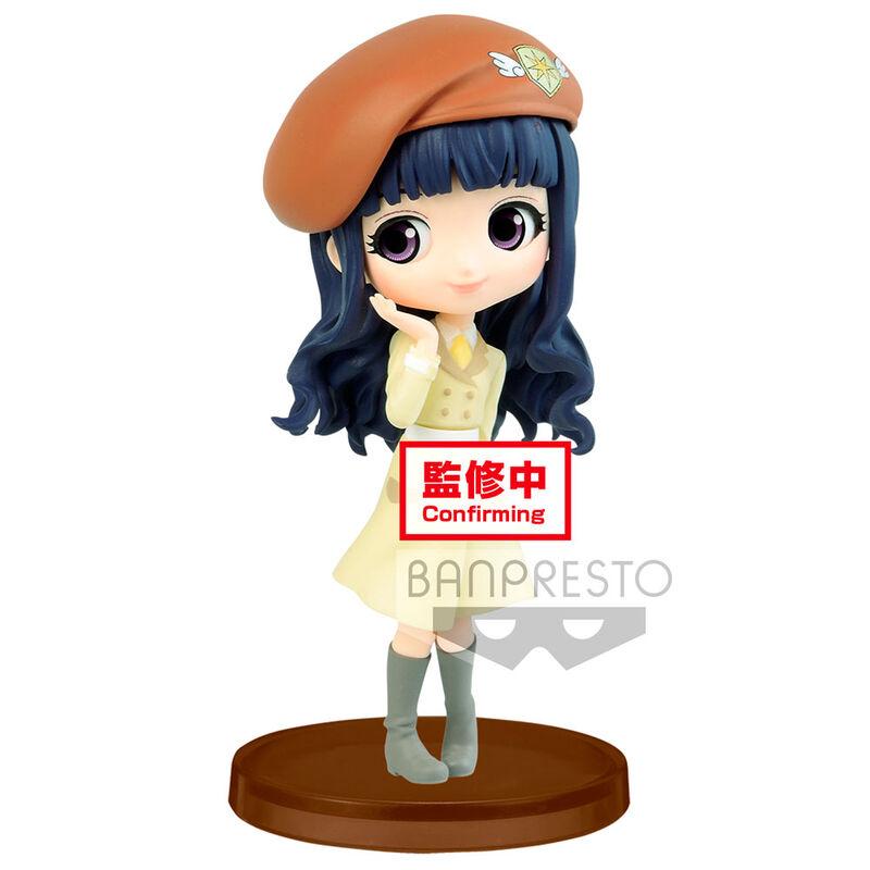 Figura Tomoto Daidouji Cardcaptor Sakura Clear Card Q Posket 7cm 4983164169485