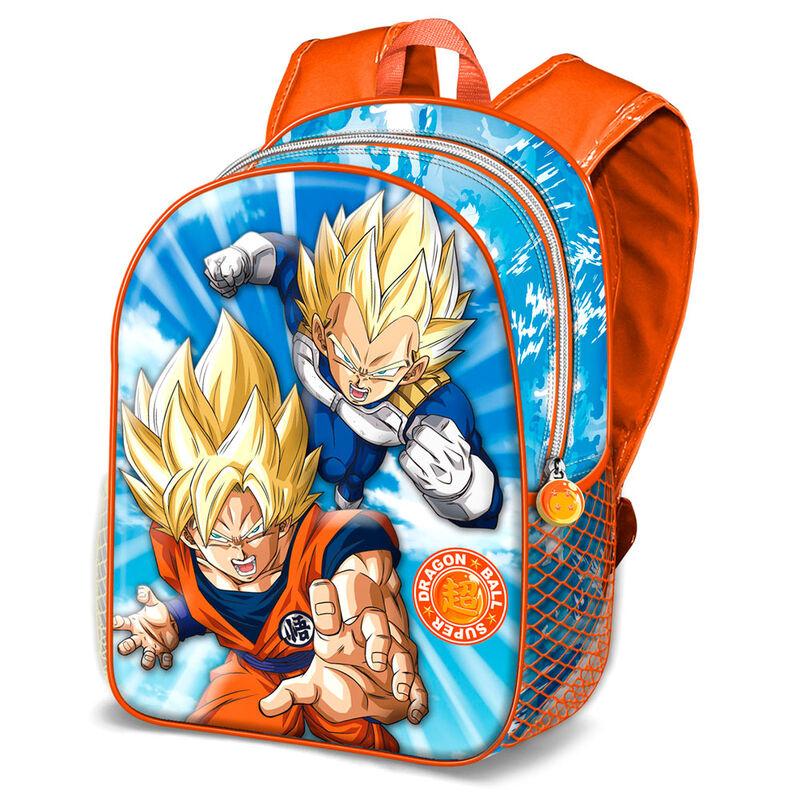 Mochila 3D Team Dragon Ball Super 31cm 8445118015553