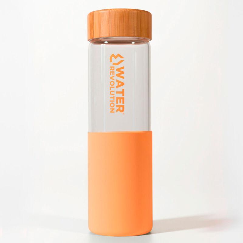 Botella Coral Vidrio Silicona Water Revolution 660ml 8435607600322