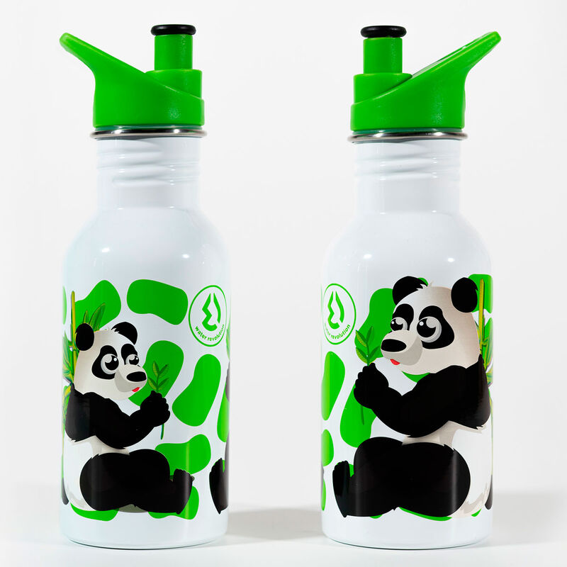 Botella Panda Water Revolution 500ml 8435607600445